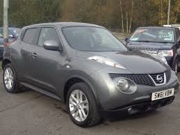 nissan grey used nissan juke suv 1 5 dci tekna 5dr in radcliffe greater