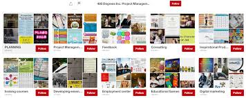 the top 5 project management pinterest pages you should be following