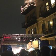 this year u0027s wicker park fest was taken by storm literally