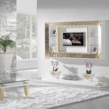Mobilier Chambre Contemporain by Meuble Chambre Blanc Lb Jx5004 Laqu Blanc Brillant Chambre