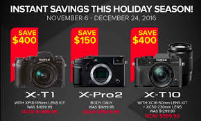 best camera kit deals black friday who cares of black friday when you have fujifilm x deals like