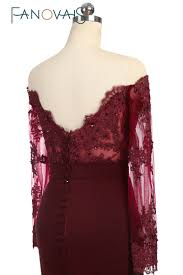 aliexpress com buy wedding party dress burgundy bridesmaid dress