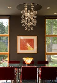 Dining Room Crystal Lighting Stainless Steel Chandelier Lamp Led - Chandelier for dining room