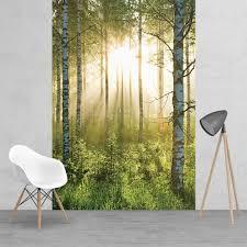summer forest sunshine feature wall wallpaper mural 158cm x 232cm green summer forest sunshine feature wall wallpaper mural 158cm x 232cm