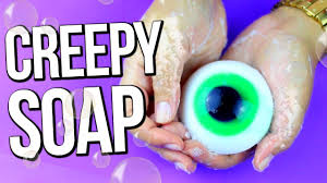 diy eyeball soap fun halloween gifts youtube