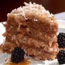 upside down german chocolate cake recipe duncan hines german