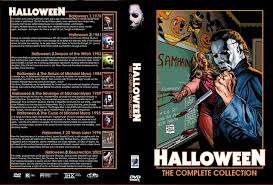 Halloween Dvd The Horrors Of Halloween Halloween Franchise 1978 2009 Boxset