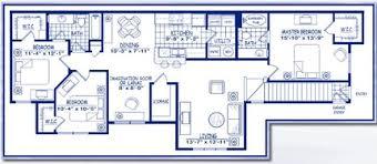 Cascade Floor Plan Grandeville At Cascade Lake Rochester Mn Apartment Finder