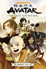 comics free avatar airbender chapter 001