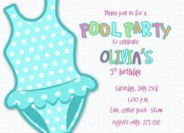 print free birthday pool party invitation u2013 orderecigsjuice info