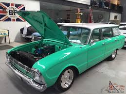 green ford station wagon xm station wagon v8 1964 immaculate unbelievable condition