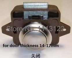 aliexpress com buy caravan lock for cupboard push lock with