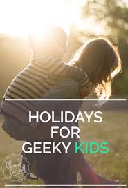 where to take your geeky kids on holiday