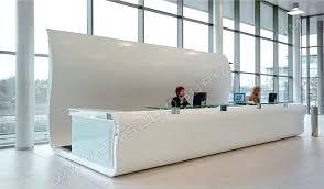 Illuminated Reception Desk Desk Long Reception Desk Office Reception Desk Design Long