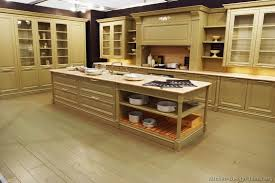 How To Distress White Kitchen Cabinets Pictures Of Kitchens Traditional Off White Antique Kitchen
