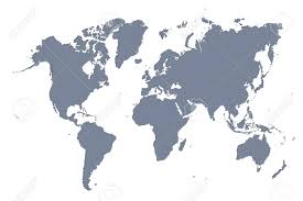 map usa to europe dimensional 3d wold map with usa europe africa the americas and