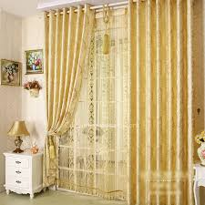 Dressing Room Curtains Designs Jacquard European Style Changing Room Curtains