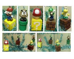 amazon com nintendo super mario brothers 5 piece game scene