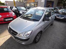 used hyundai getz gsi for sale motors co uk