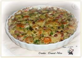 maxi cuisine recette gratin grand mère recette vidéo maxi cuisine cuisine familiale