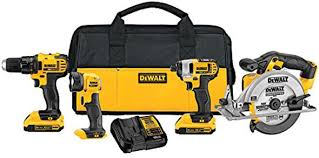 amazon black friday dewalt drill deal of the day dewalt 20v max 4 pc cordless combo kit 06 14 2016