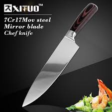 japan kitchen knives xituo sharp multi japan kitchen knife 8inch chef knife 7cr17mov