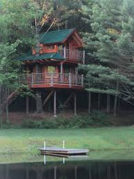 Log Home Decor Catalogs Treehouse At Moose Meadow