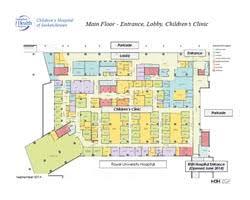 floor plan of hospital floor plans