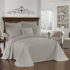 Grey Matelasse Coverlet Buy Grey Coverlet From Bed Bath U0026 Beyond