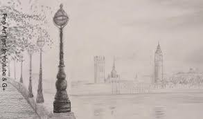 landscape pencil sketches for beginners articlespagemachinecom