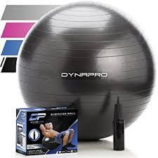 Yoga Ball Desk Chair by Amazon Com Exercise Ball 2 000 Lbs Stability Ball