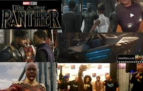 Cast Of Seeking Tinsel Tinsel Tine Philly Food Post Black Panther