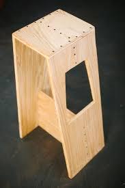 josh u0026 sarah u0027s modern stool u2013 a beautiful mess