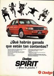 Dodge Spirit Plymouth Acclaim Chrysler Dodge Spirit Plymouth Acclaim 1990 Magazine U0026 News Paper Print