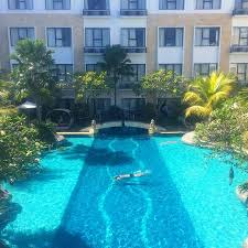 biggest pool lots of shade 2 shallow pools for kids roof top
