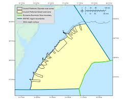 Map Of Mid Atlantic States by Noaa Fisheries Announces Proposed Rule To Protect Deep Sea Corals