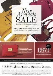 sell reebonz luxury designer handbags new arrival sale empire