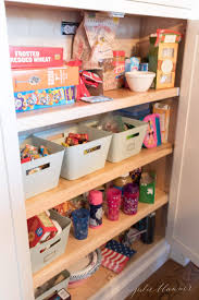 how to organise food cupboard kitchen pantry how to organize your pantry cabinet julie
