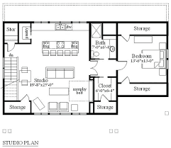 garage floor plans with apartments garage studio plans dardanosmarine info