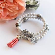 rosary bracelets rosary bracelets archives pink salt riot