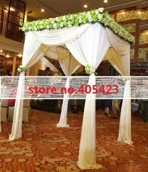 chuppah canopy online shop white color diameter 2m height 3m wedding decoration