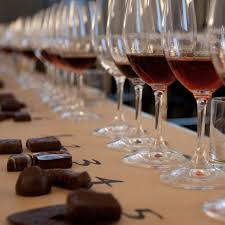 Wine Chocolate Wine U0026 Chocolate Tasting Events Chocolate Tales Blog