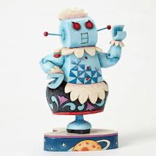 the jetsons rosie the robot rosie the robot figurine the jetsons hanna