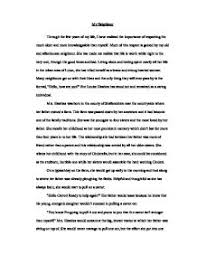collection of solutions example of biography essays also job