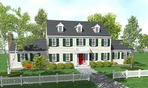 colonial home designs two colonial house two colonial house plan two