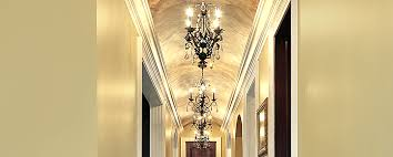 How High To Hang Chandelier How High To Hang Your Lighting With Regard Attractive Home Small