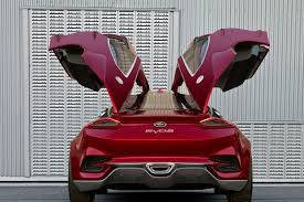 mustang mach 5 concept 2015 2015 mustang concept car tcp chronicles