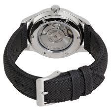 20 Classic Black And White Fortis Pilot Classic Automatic Black Dial Men U0027s Watch 902 20 41lp