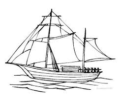 simple ship drawing free download clip art free clip art on