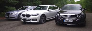 Which Is Best Bmw 7 Series Mercedes S Class Audi A8 Carwow